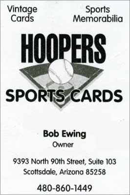 Hoopers Sports Cards
